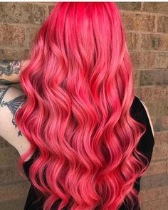 """13.8k Likes, 80 Comments - Pulp Riot Hair Color (@pulpriothair) on Instagram: """"@courtneycasalehair is the artist... Pulp Riot is the paint."""""""