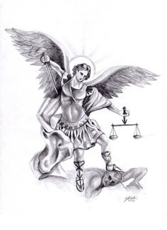 Archangel Michael By Isthar Artjpg Pictures