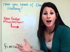 Have You Heard Of Khan Academy? - FAQ - Katie Gimbars Flipped Classroom