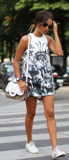 White summer in Paris!