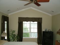 Crown Molding on a Vaulted Ceiling Jersey New Jersey