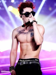 Sexy. <3 Super Junior: Eunhyuk.
