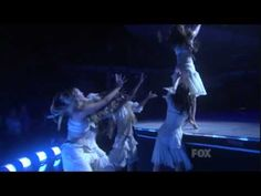 Ave Maria - Mia Michaels Contemporary (Top 5 girls). maybe if i keep watching i'll magically look like them?