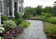 tiểu cảnh sân vườn đẹp - Tìm với Google