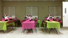 Decoración de centros de mesa