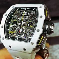 Richard Mille, Men's Watches, Wrist Watches, Le Mans, Tourbillon Watch, Vacheron Constantin, Love Live, Iwc, Dubai