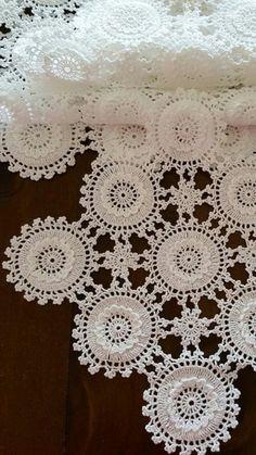 Vintage Crochet, Crochet Top, Crochet Patterns, Crochet Edgings, Crochet Tablecloth, Lace Flowers, Bed Spreads, Blanket, Pillows