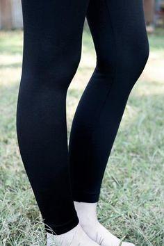 18c9d25bece156 Fleece-Lined Nylon Black Leggings $10. $10 - $14 BUTTERY SOFT LEGGINGS, and