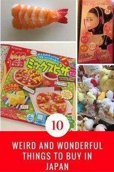 10 Weird Things Buy Japan