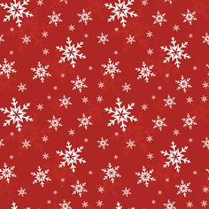 Seamless pattern with snowflakes. Vector illustration. vector art illustration
