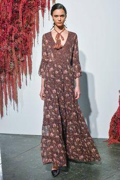 Ulla Johnson boho dress