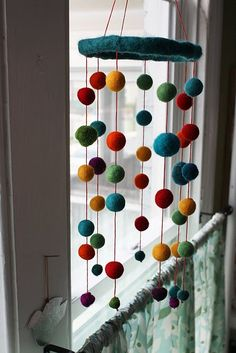 Felted Mobile