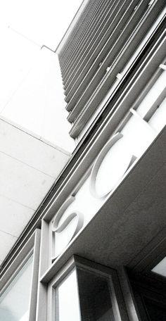 former Kaufhaus Schocken. Chemnitz. Germany. Architekt: Erich Mendelsohn (1929) Photo: www.cultform.de (2013)