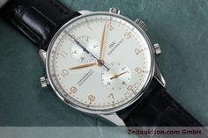 IWC Portugieser Chronograph Stahl Handaufzug Kal. 76240 Ref. 3712  | 152144