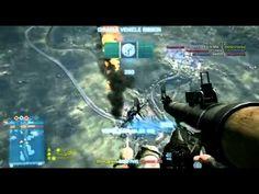 Chuck Norris playing Battlefield 3