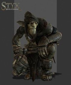 Styx as he appears in Master of Shadows