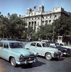 Budapest, History, Retro, Street, Photography, 1960s, Archive, Nostalgia, Historia