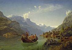 Norsk kunsthistorie – Store norske leksikon
