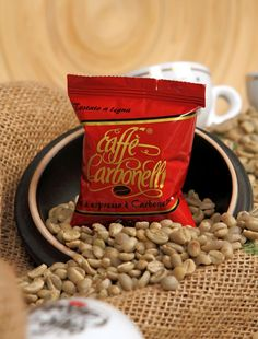 Strong Capsule Caffè Carbonelli