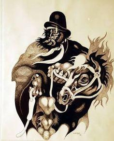Gaucho, Vintage Art, Abs, Anime, Schools, Mosaics, Buenos Aires Argentina, Tatuajes, Artists