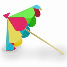 Silhouette Design Store - View Design #79439: 3d beach umbrella