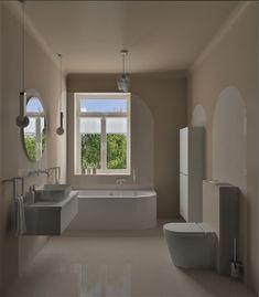 Praca konkursowa z wykorzystaniem mebli łazienkowych z kolekcji LOOK & AMBIO NEW #naszemeblenaszapasja #elitameble #meblełazienkowe #elita #meble #łazienka #łazienkaZElita2019 #konkurs Bathtub, Bathroom, Standing Bath, Washroom, Bath Tub, Bathtubs, Bathrooms, Bath