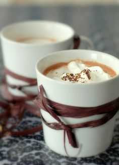 Hot rum chocoa (DIY, Swedish)