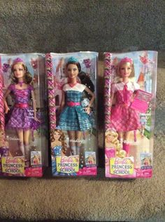 Barbie 12 Dancing Princesses AA Twin Ballerina Black Dolls Isla Hadley NEW 2006