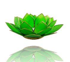 Lotus sfeerlicht groen
