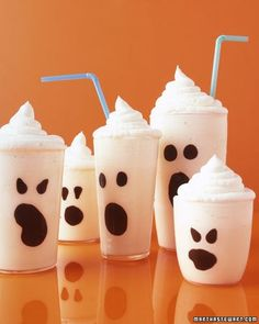 Boo-Nilla Shake Recipe