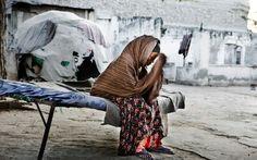 """La mostra raccoglie 34 scatti del fotografo Franco Pagetti, fotoreporter di fama  mondiale (Somalia, 2008. Un campo profughi nella città di Mogadiscio © Franco Pagetti) -""""Fotogiornalismo e Reportage"""", gli scatti in mostra a Modena"""