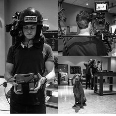 """Instagram media by doggicamsystems - The Bodymount and Helmetcam work on """"Orange is the new black"""" @jacheairs Cinematographer Jac Cheairs #doggicam#bodymount#helmetcam#cinematography#cinematographer#cameraporn #directorofphotography#setlife#filming#dp#cameradept#doggicamsystems"""