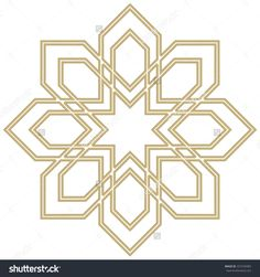 Vector Decorative Line Art Frames For Design Template. Elegant Element For Design In Eastern Style, Place For Text. Golden Outline Floral Border. Lace Illustration For Invitations And Greeting Cards - 327234383 : Shutterstock