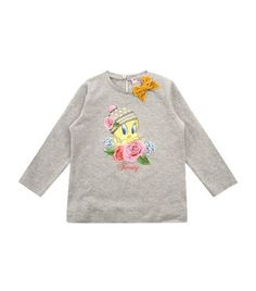 Monnalisa Tweety Tee available to buy at Harrods. Shop children's designer fashion online and earn Rewards points.
