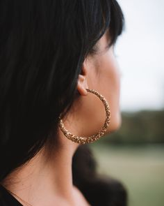 MANILAI Luxury 80mm Square Metal Big Hoop Earrings Statement Jewelry  Rhinestones Earrings For Women Wedding Jewelry Brincos 2017  5c9308b7fb3d