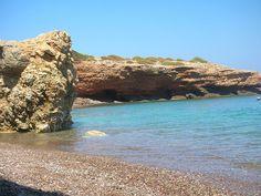 Lorentzou beach, Kithira island.Παραλία Λορέντζου, Κύθηρα by june_godiva, via Flickr