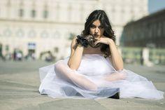torino wedding dress