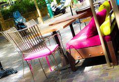 Paris - Terrasse de café