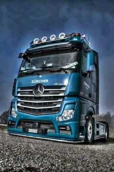 Mb Truck, Mercedes Benz Trucks, Trucks Only, Trucks And Girls, Super Cars, Chevy, Ford, Vehicles, Vintage