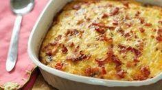 Σουφλέ πατάτας με πράσο, μανιτάρια και ζαμπόν γαλοπούλας - Νέα Διατροφής