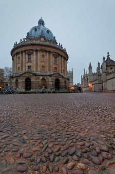 Radcliffe Camera, Radcliffe Square, Oxford, England