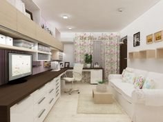 Apartament 2 camere - D-na S.H. - Art Deco Zone & Knox Design - Amenajari interioare Bucuresti