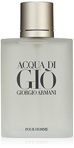 Giorgio Armani Acqua Di Gio Eau De Toilette Spray for Men 34 Oz * Be sure to check out this awesome product. Perfume Giorgio Armani, Armani Cologne, Men's Cologne, Best Perfume For Men, Best Mens Cologne, Perfume Lady Million, Long Lasting Perfume, Armani Men, Parfum Spray