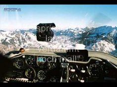 Alpenflug Mani Matter