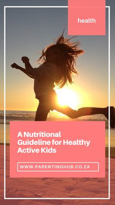 Parents play a big part in shaping children's eating habits. In a fast paced world where most parents have to juggle their time between work, play and home and are faced with all the latest food fads, it is no surprise that some parents may need some help understanding what healthy food for their little ones is.