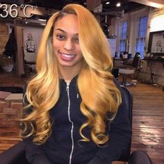 Platinum Blonde Full Lace Wig Peruvian 100 Virgin Human Hair 27 # Blonde Full Lace Wig Body Wavet Lace Wigs With Baby Hair
