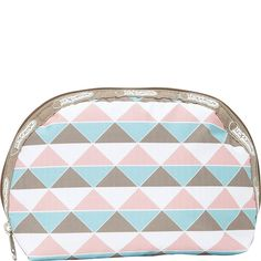 LeSportsac Medium Dome Cosmetic Case *** Tried it! Love it! Click the image. : Travel cosmetic bag
