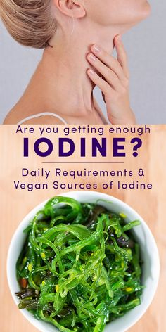 If you're relying on plant-based milk for your iodine requirements, it might be time to consider adding a supplement or iodine-fortified food to your diet.