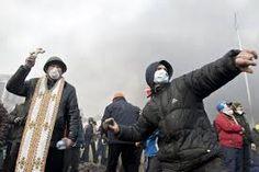 Resultado de imagem para Revolução na Ucrânia