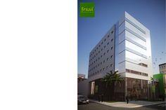 Hotel Panorama Tower Centro #grauarquitetura www.grauarquitetura.com